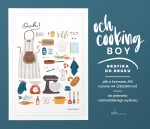 OCH COOKING BOY — GRAFIKA DO DRUKU