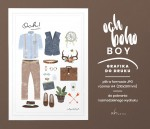 OCH BOHO BOY — GRAFIKA DO DRUKU