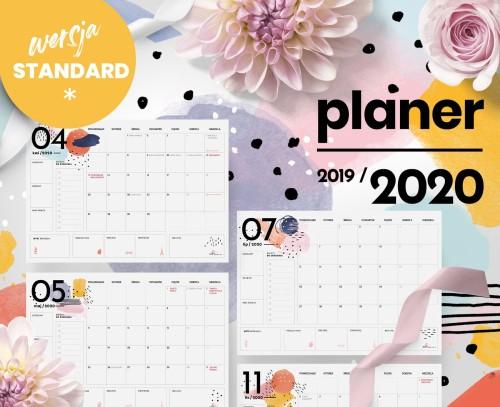 Standard Och Planer 2019 2020 Grafika Do Druku